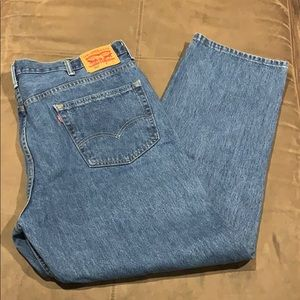 Men's Levi's 550 Jeans Relaxed 44 44x32